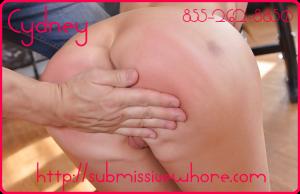 Bare Bottom Spanking