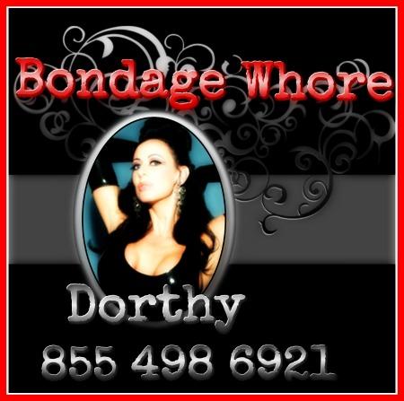 Bondage Whore Dorthy