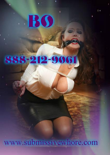 Submissive Whore Bo