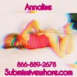 Submissive phone sex