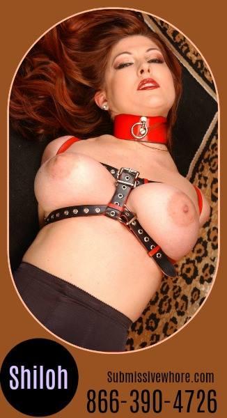 bondage and submission
