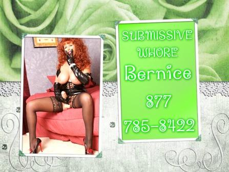 submissive whore bernice